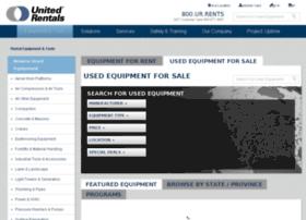 exports.unitedrentals.com