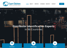exportsolutions.com