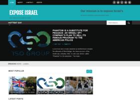 exposeisrael.ml
