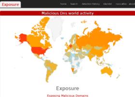 exposure.iseclab.org