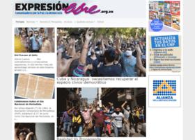expresionlibre.org.ve