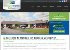 express-colchester.com