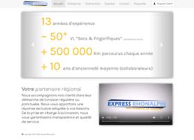 express-rhonalpin.fr