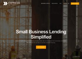 expresscapitalfunding.com