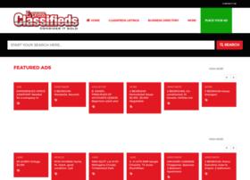 expressclassifiedstt.com