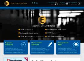 expressdissertation.com
