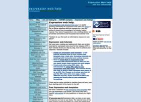 expression-web-designer-help.com