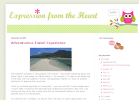 expressionfromtheheart.com