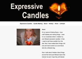 expressivecandles.com