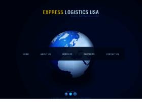 expresslogisticsusa.com
