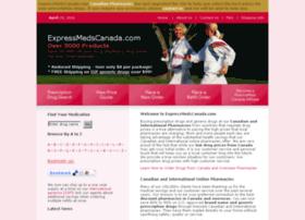 expressmedscanada.com