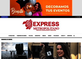 expressmetropolitano.com.mx