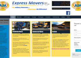 expressmovers.co.uk