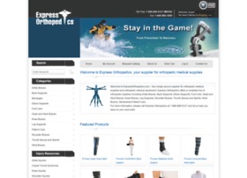expressorthopedics.com