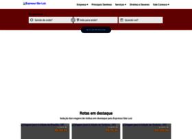 expressosaoluiz.com.br