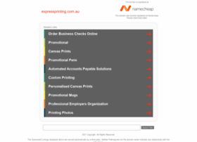 expressprinting.com.au