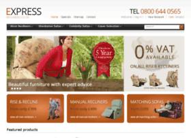 expressrecliners.co.uk