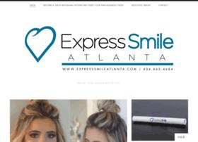 expresssmileatlanta.com