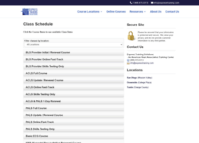 expresstraining.enrollware.com
