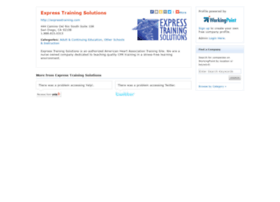expresstraining.workingpoint.com