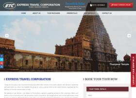 expresstravelcorp.com