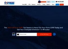 expresstrucktax.com