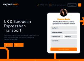 expressvan.co.uk