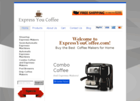 expressyoucoffee.com