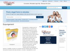 expungement.uslegal.com