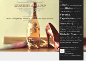 exquisitelollipop.com