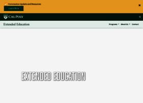 extended.calpoly.edu