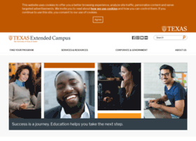 extendedcampus.utexas.edu