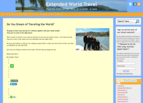extendedworldtravel.com
