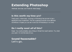 extendingphotoshop.com