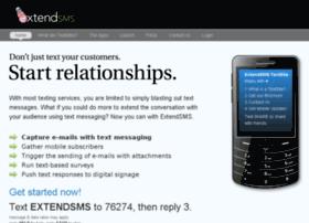 extendsms.com