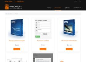 extensions.panchsoft.com