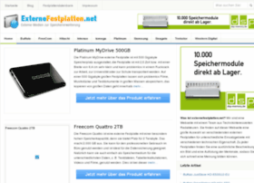 externefestplatten.net