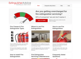extinguisheradvice.org.uk