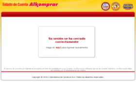 extracto.alkomprar.com