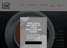 extractocoffee.com