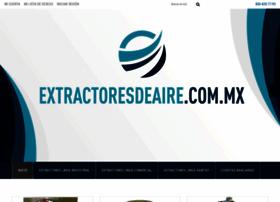 extractoresdeaire.com.mx