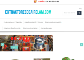 extractoresdeairelam.com