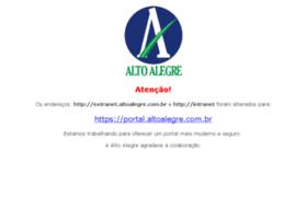 extranet.altoalegre.com.br
