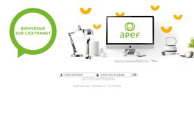 extranet.apef-services.fr