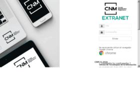 extranet.cnm.gob.pe