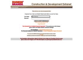 extranet.dunkinbrands.com