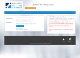 extranet.instituts-carnot.eu