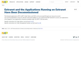 extranet.nxp.com
