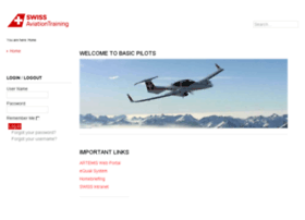 extranet.swiss-aviation-training.com