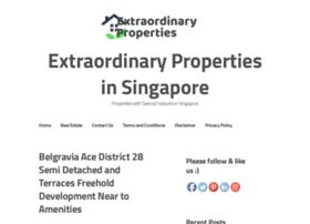 extraordinary.com.sg